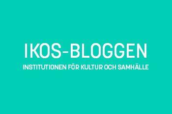 Välkommen till IKOS-bloggen!